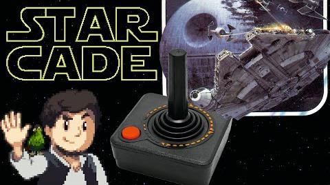 JonTron's StarCade Episode 1 - Atari Games