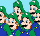 Images from Hotel Mario Ultimate Bloopers