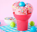 Bubblegum Ice Cream