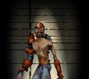 Characters - Cyborg