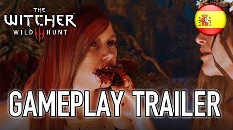 The Witcher 3 Wild Hunt - PS4 XB1 Steam - Gameplay Trailer (Spanish)