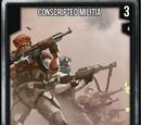 Conscripted Militia
