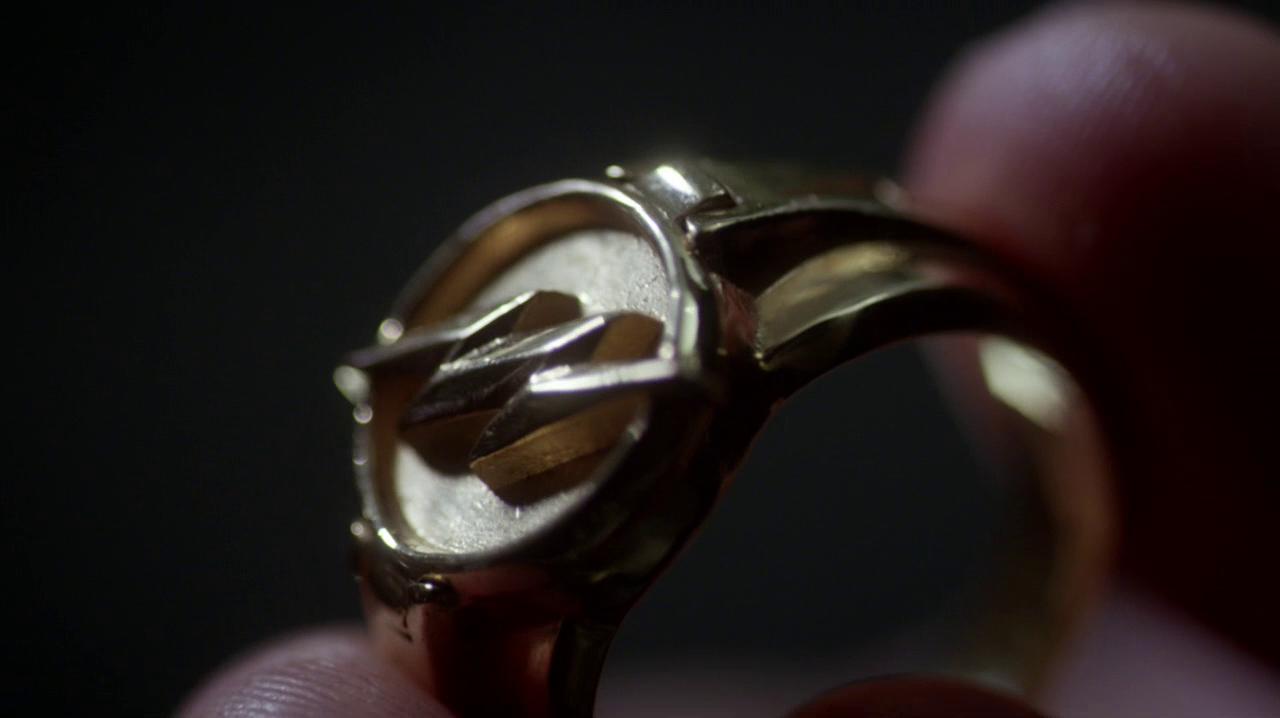 Flash Reverse Flash Ring Reverse-flash Ring