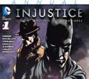 Injustice: Year Three Annual Vol 1 1