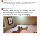 Curly-BraceXD/News & Updates: Kazu's Progress Report on Amulet 7
