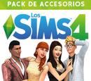 Accesorios de Los Sims 4