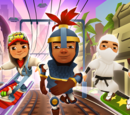 Subway Surfers World Tour: Los Angeles 2015