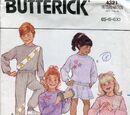 Butterick 4321 A