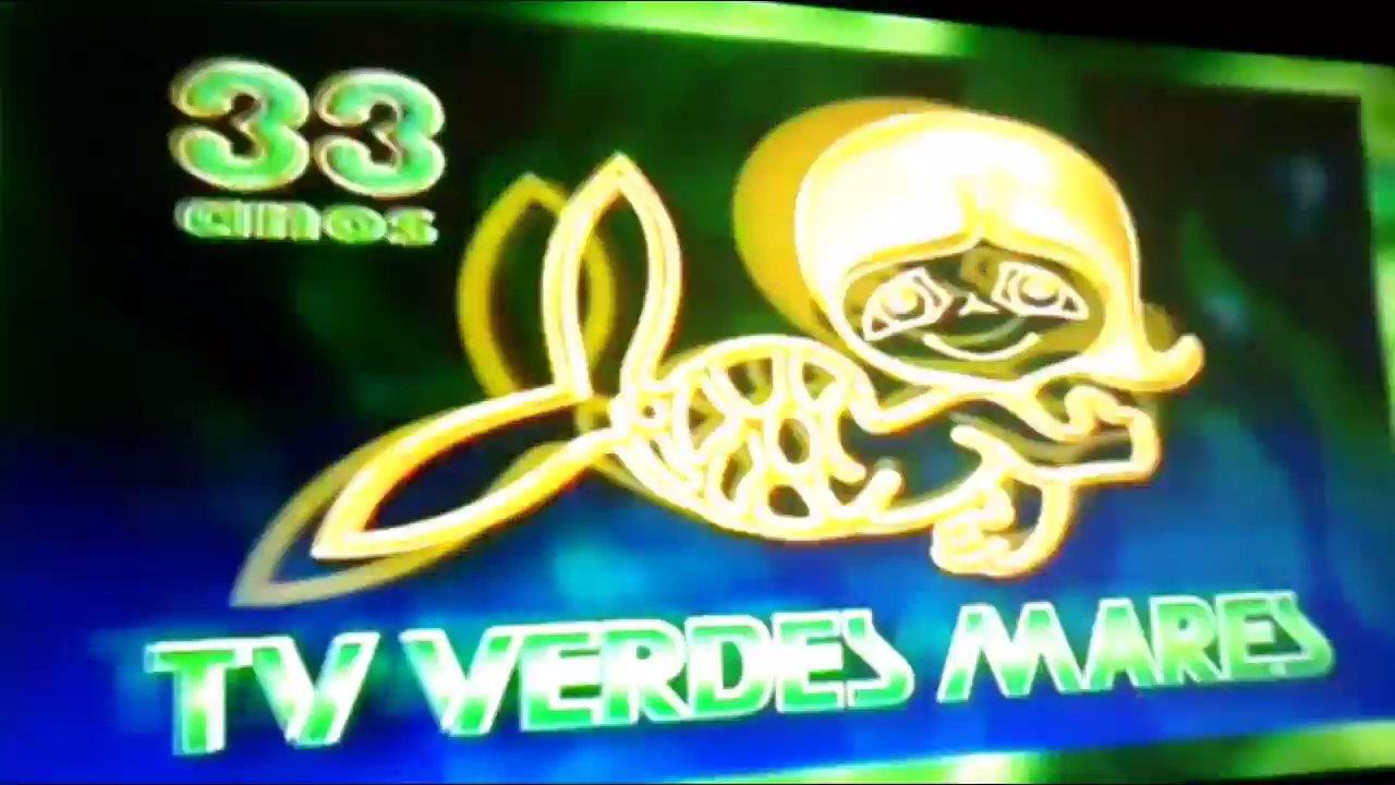tv verdes mares logopedia the logo and branding site