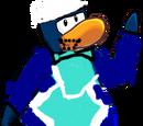 Quicksilver pinguino