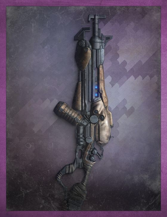 Shock rifle destinypedia the destiny wiki destiny bungie