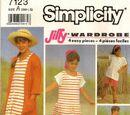 Simplicity 7123 C