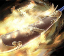 Flame Dragon Blade