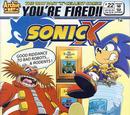 Archie Sonic X Ausgabe 22
