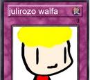 Julirozo walfa (carta yu gi oh)