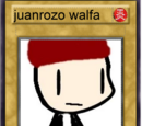 Juanrozo walfa (carta yu gi oh)