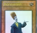Jhonnystein (carta yu gi oh)