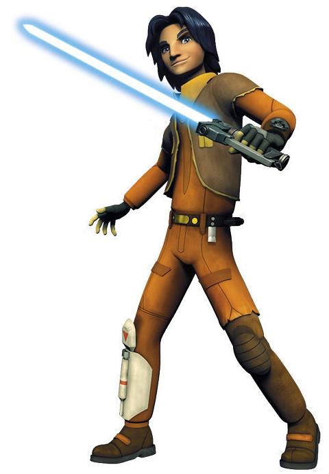 |Ezra Star Wars