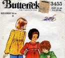 Butterick 3455
