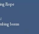 Climbing Rope (Effect)