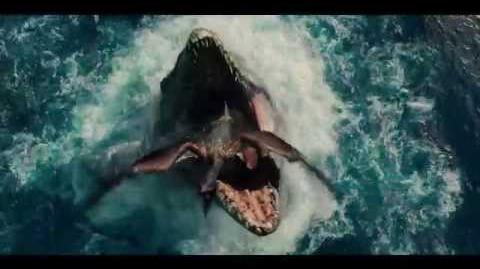 Jurassic World Tráiler Mundial 2 (Universal Pictures) HD