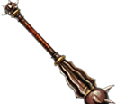 Wooded Warden's Mace