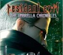 BIOHAZARD UMBRELLA CHRONICLES SIDE A