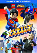 Lego DC Comics Super Heroes - Justice League: Attack of the Legion of Doom!