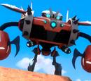 Robô Fogo