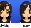 Cure Moon/Sylvia Black