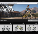 Pedal and Metal Cycles