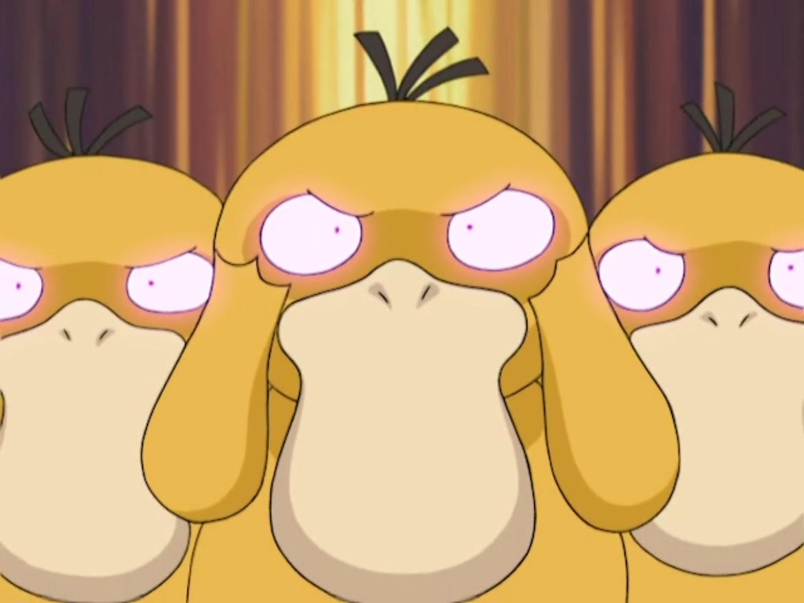 Psyduck Confusion
