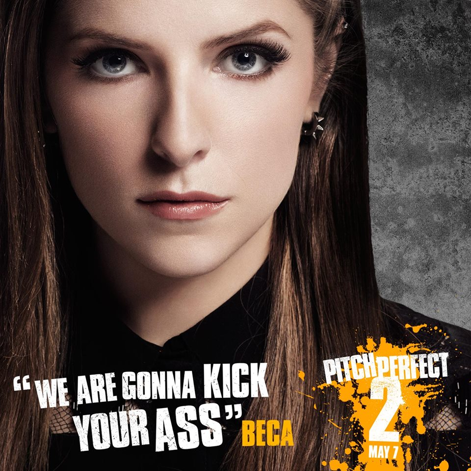 Pitch Perfect Beca