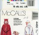 McCall's 4460 B