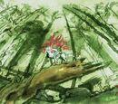 Forêt d'Agata