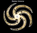 Gamma Universe