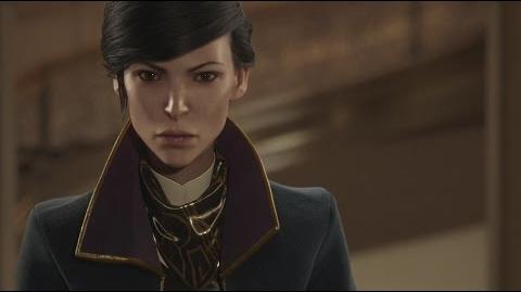 Dishonored 2 tráiler de presentación para la presentación de Bethesda
