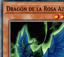 Dragón de la Rosa Azul