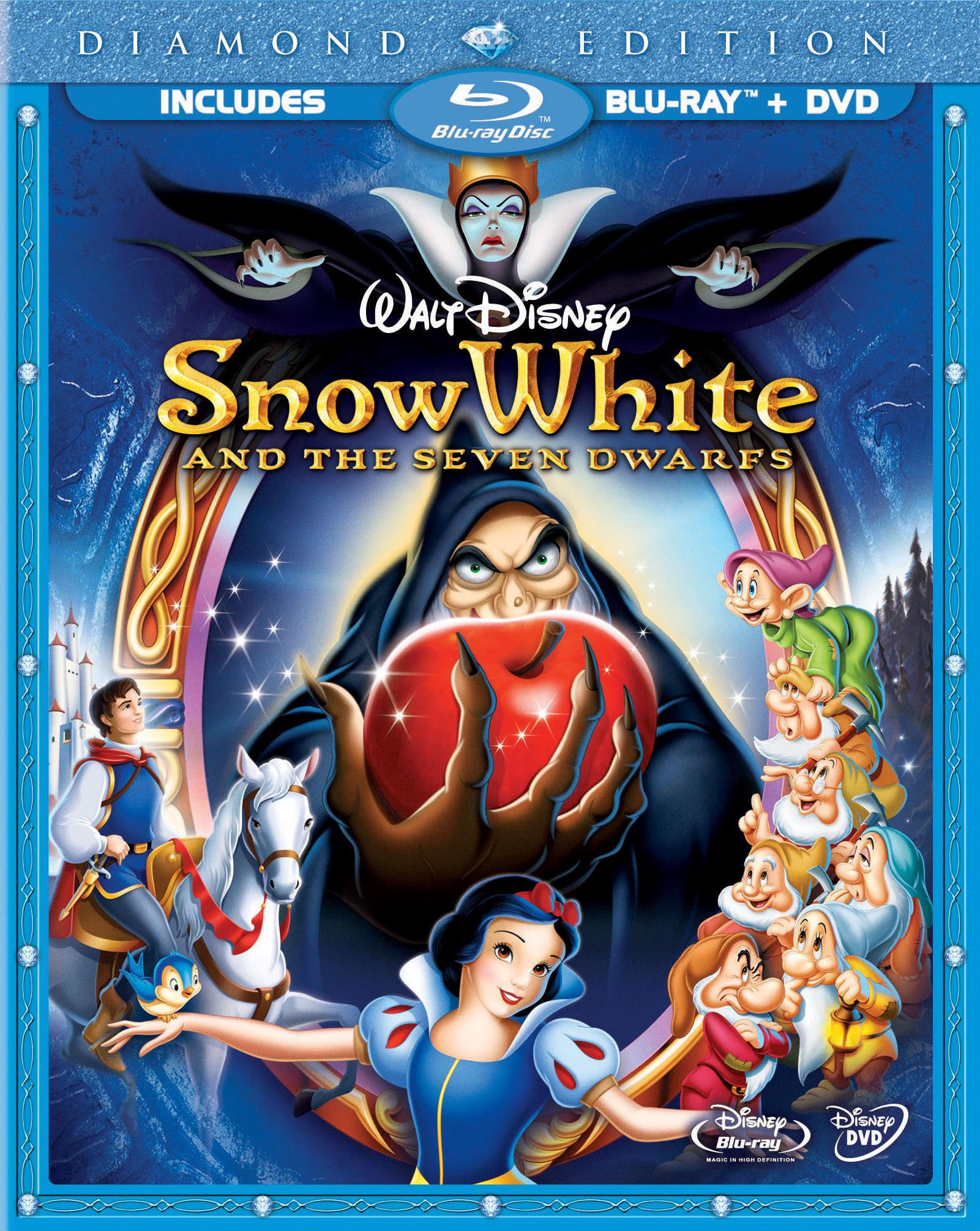 Free snow white and the seven dwarfs  porn photo