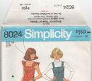 Simplicity 8024 A