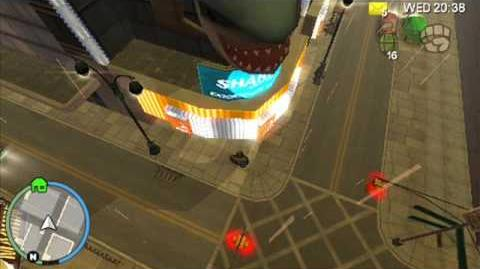 Easter Eggs in GTA Chinatown Wars