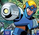 Flash Man/Archie Comics