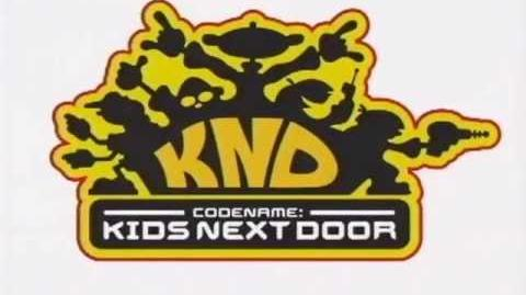 Codename Kids Next Door Theme (Intro Opening)