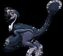 Owiraptor - skórka Snowviraptor