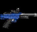 Pistolet usypiający - skórka Frosty