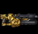 Flamesaw - skórka Golden