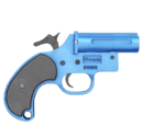 Pistolet sygnałowy - skórka Sky Blue