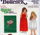 Butterick 5920 B