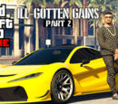 RainingPain17/Ill-Gotten Gains Part 2 announced