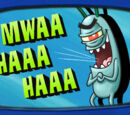 Plankton's Diary: Evil Laugh (gallery)